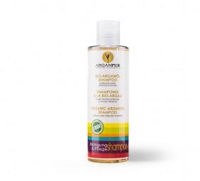 Shampoo mit Arganöl ohne Silikone