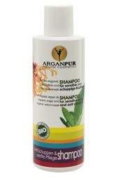 Shampoo für sensible und schuppige Kopfhaut