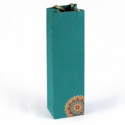 Geschenktasche Lotus