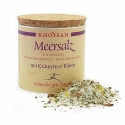 Khoysan Salz mit Bio Kräutern & Blüten